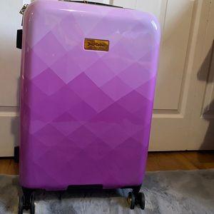 Juicy Couture medium size Suitcase/luggage